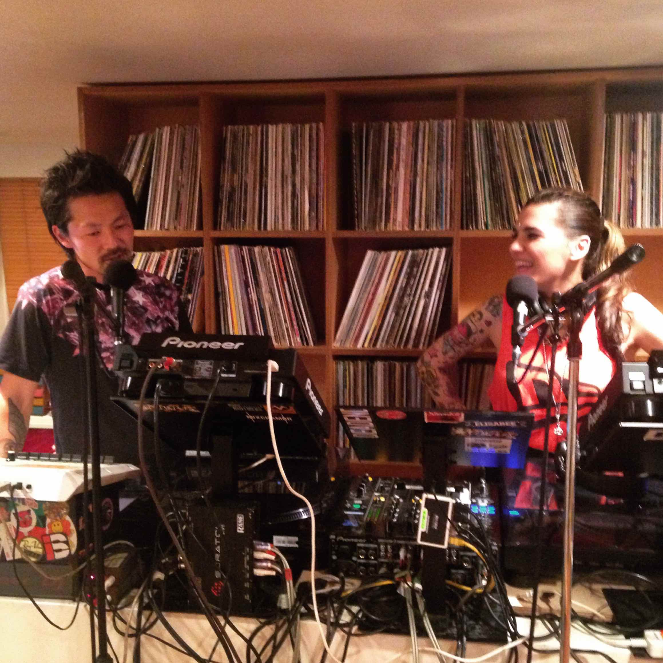 Live at Ministry of Sound Japan radio show