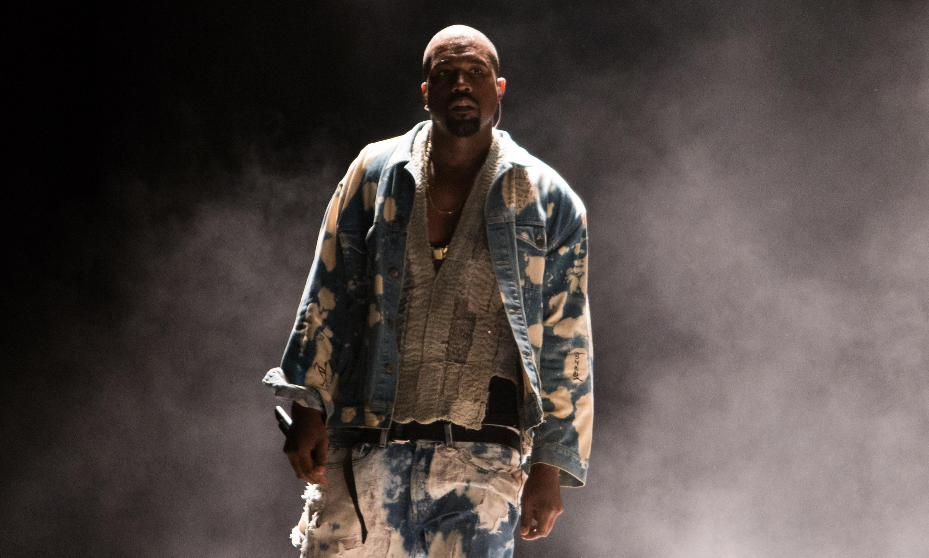 The greatest living rock star on the planet - Kanye West @ Glastonbury