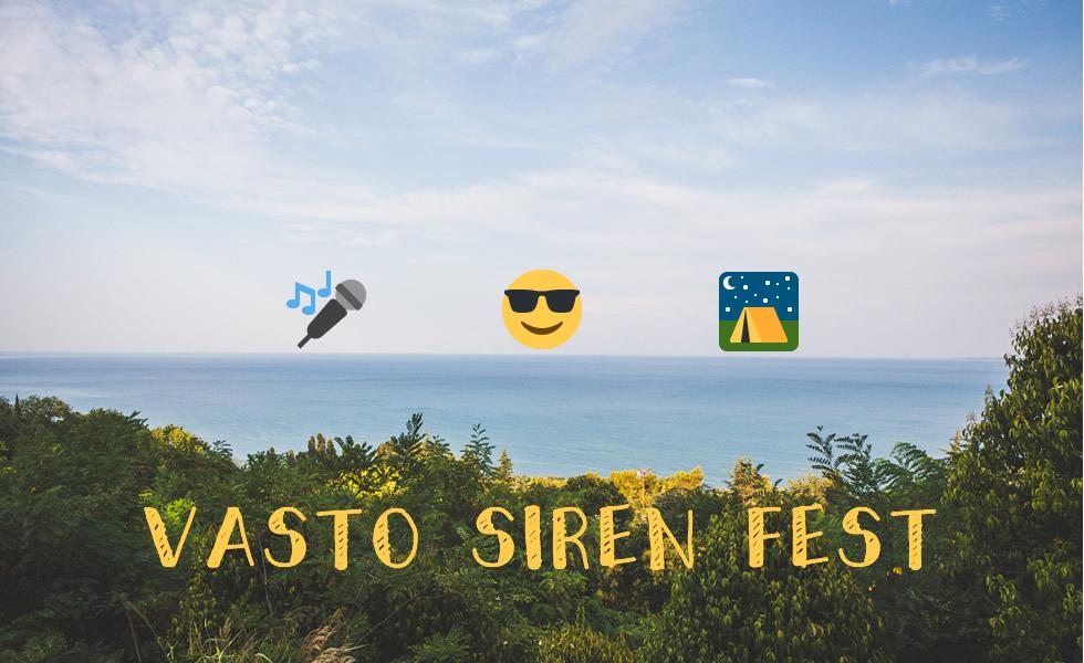 VASTO SIREN FEST