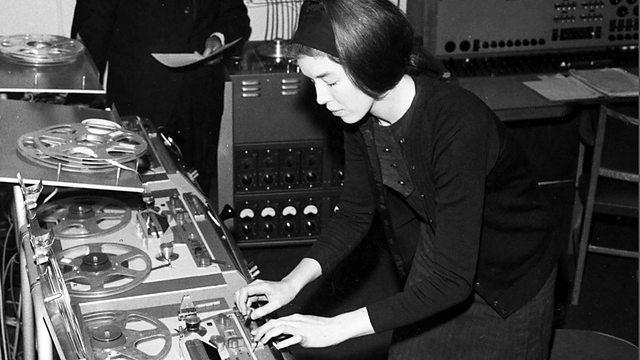 Delia Derbyshire - Sculptress of Sound