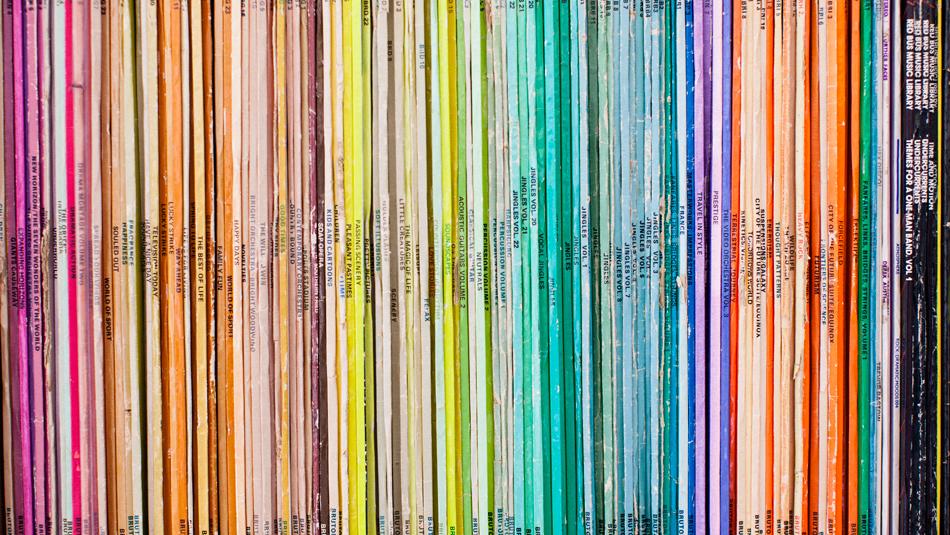 Un sacco di album elettronici che sono usciti a settembre