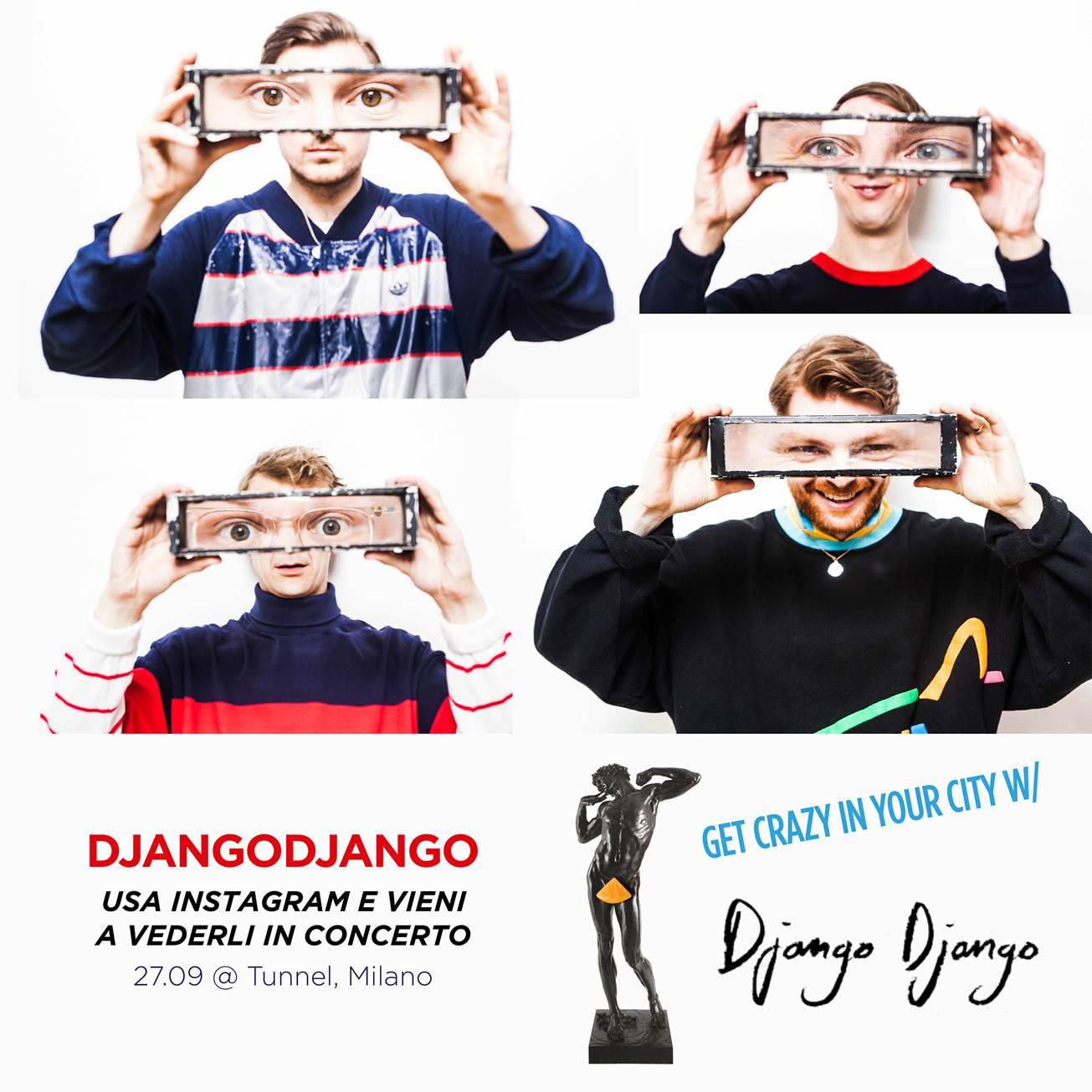 Contest Django Django a Milano