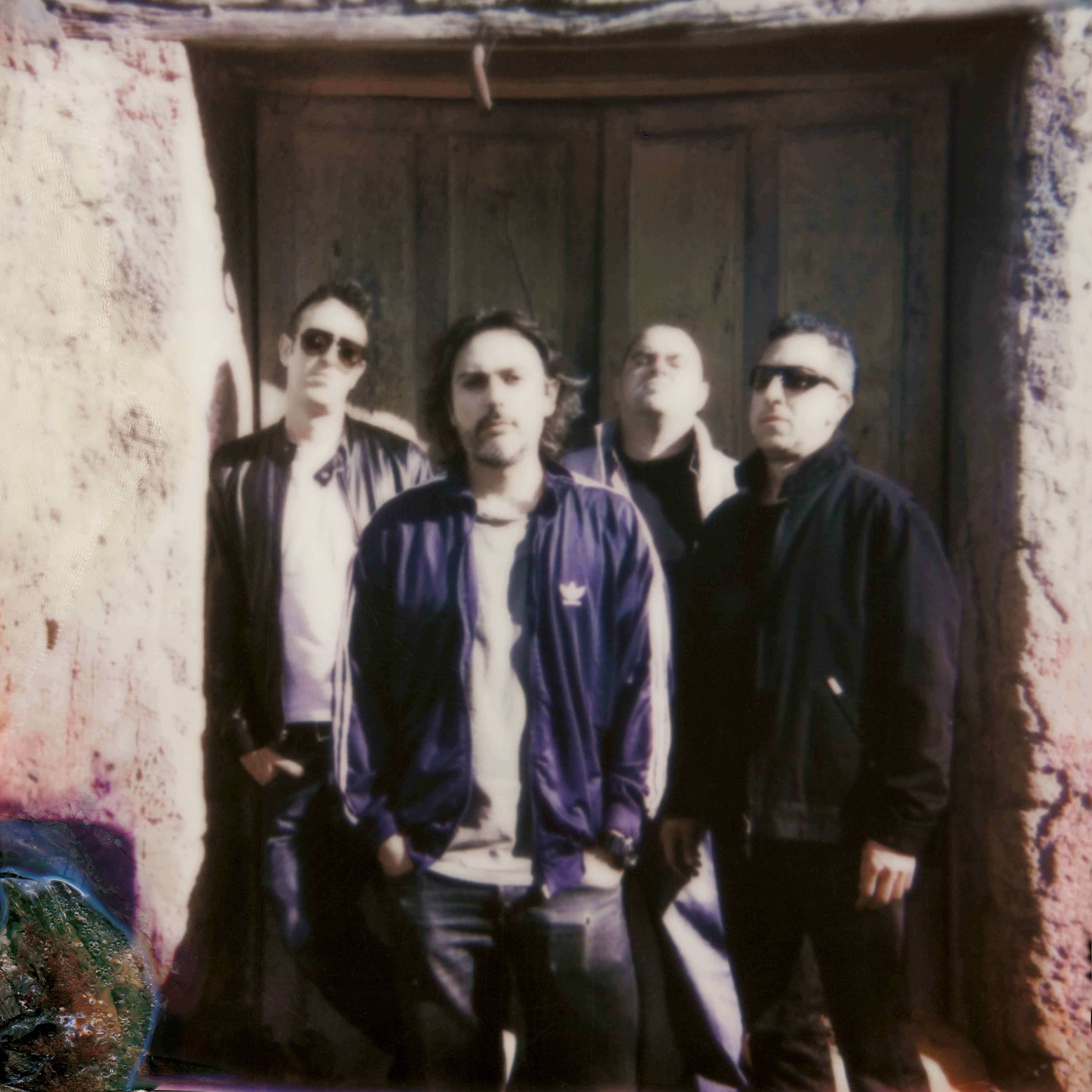 Franky B & The Cryptic Monkeys