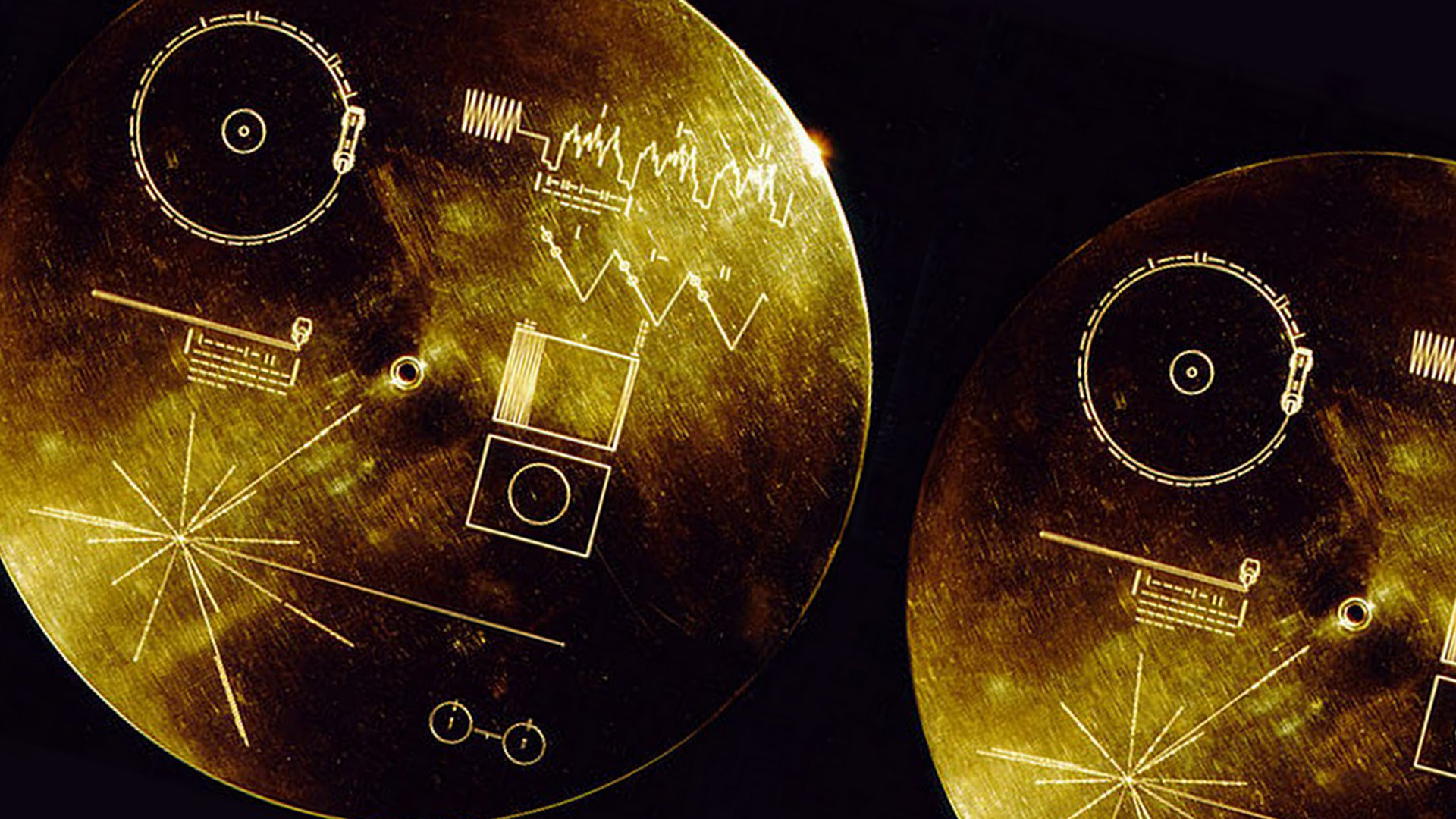 Golden Record - Nasa - Voyager
