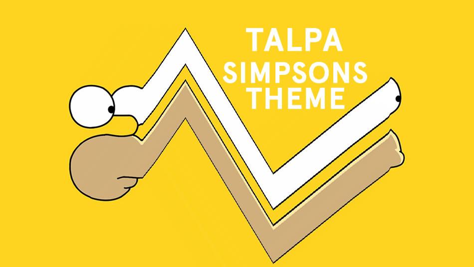 TALPA SIMPSONS THEME
