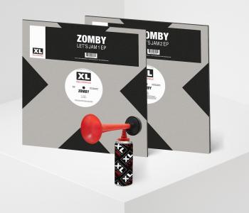 Indietro nel futuro / Zomby – Let's Jam EPs