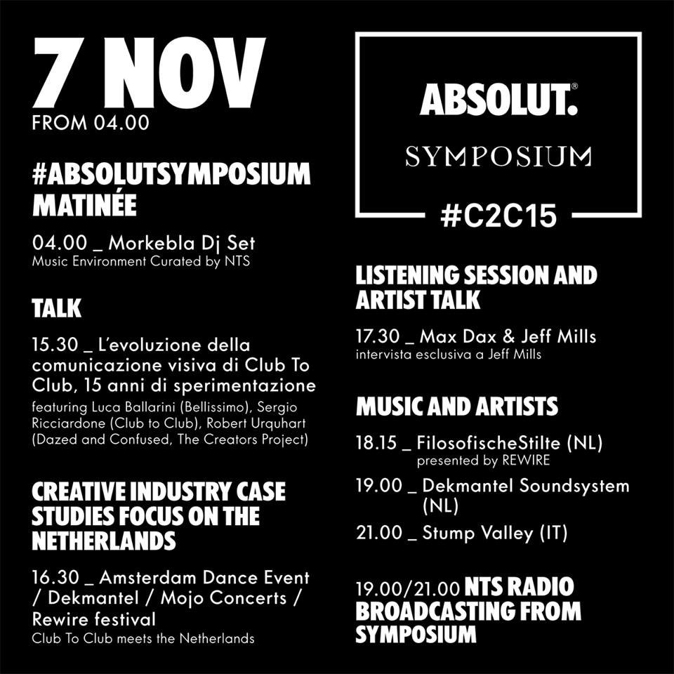 absolut symposium #c2c15