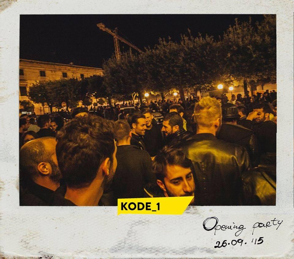 Kode_1 pubblico