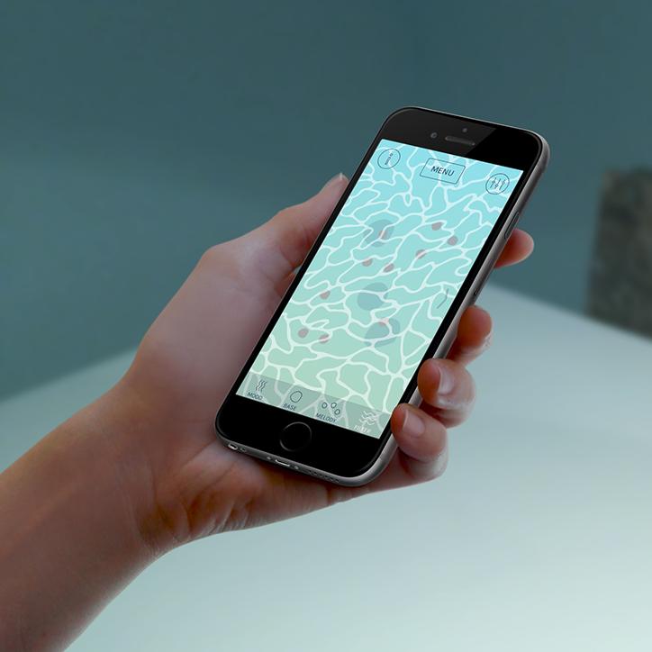 Cove App - Esprimere gli stati d'animo con la musica elettronica