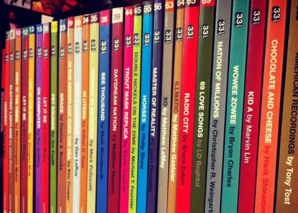 33 1/3 books