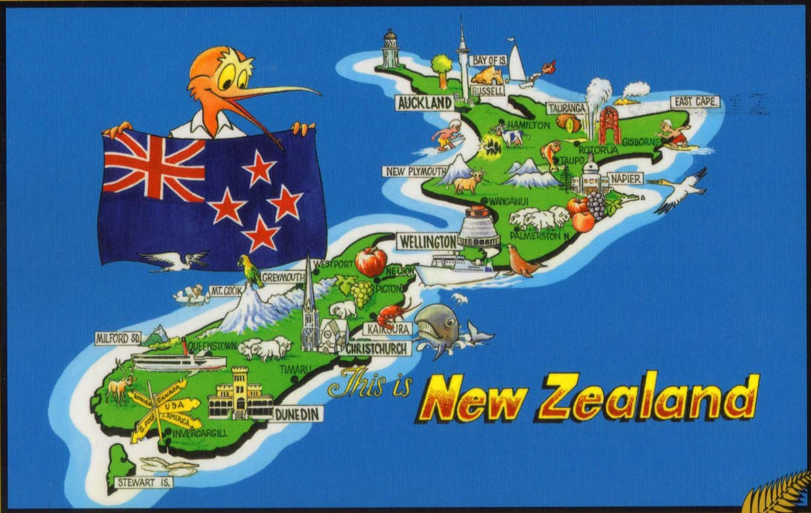Musica Nuova Zelanda
