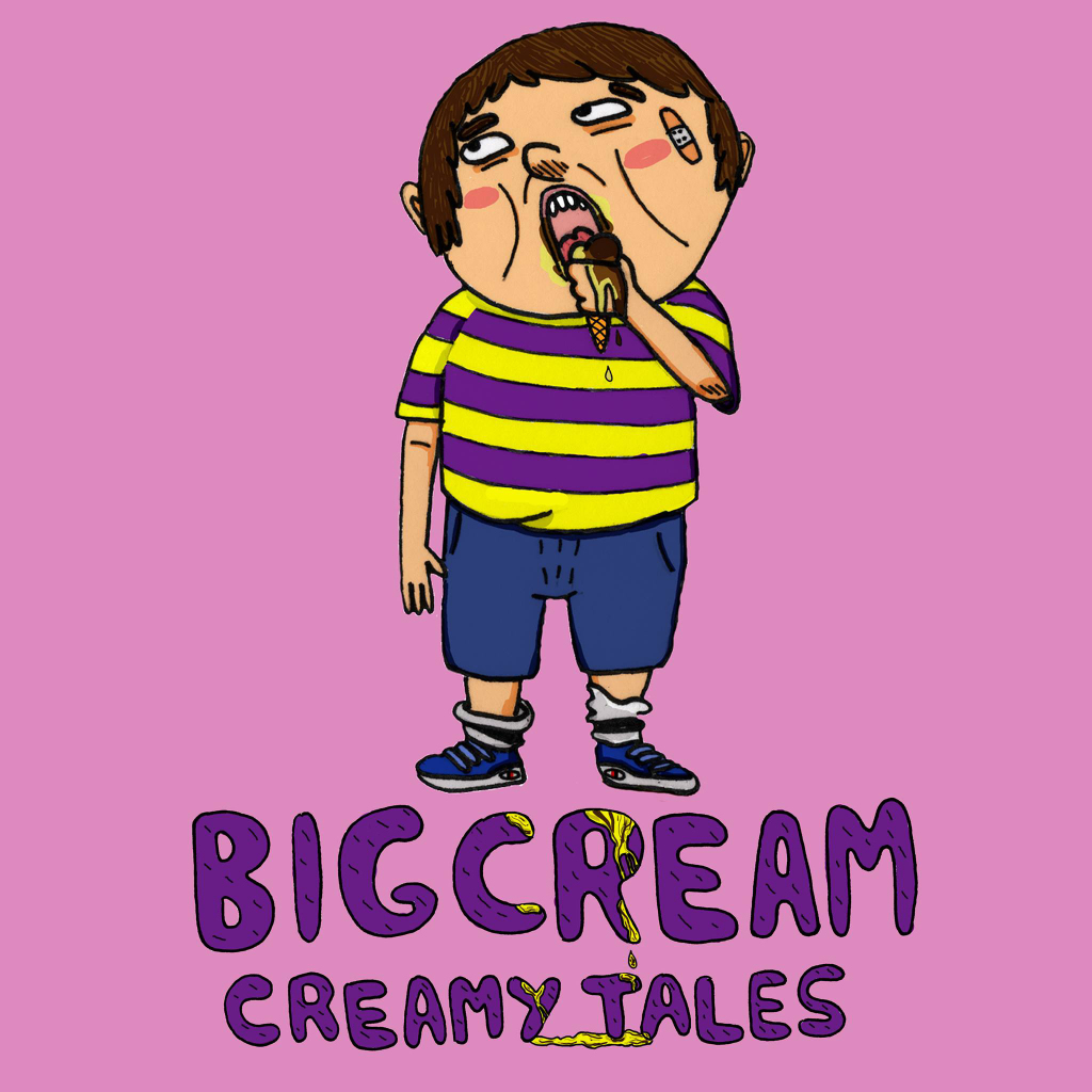 Creamy Tales CD front