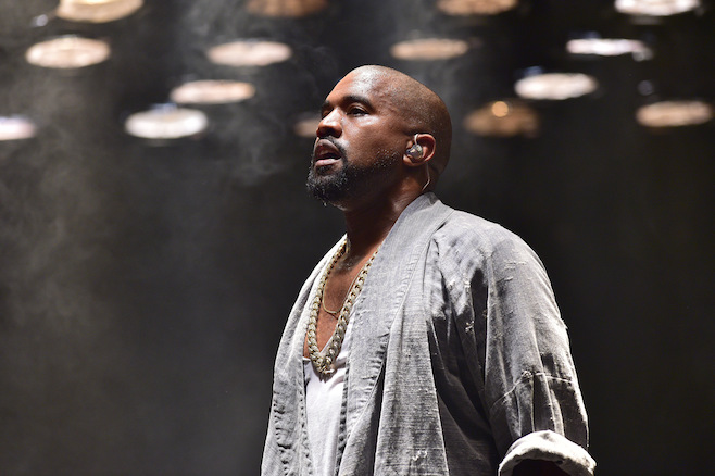 Kanye West - The Life of Pablo / Debut Live Stream