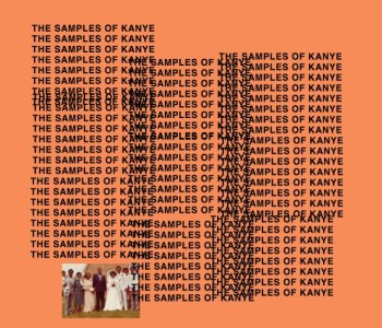 Kanye West – The Life of Pablo / Samples