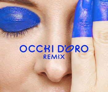 Meg – Occhi D'oro Remix EP / Esclusiva