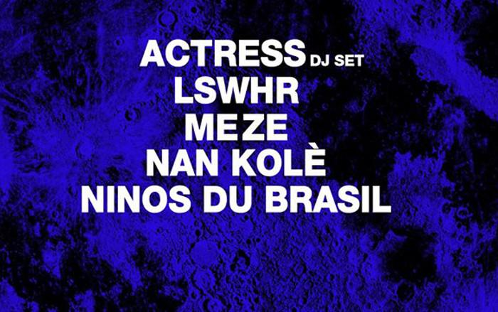 Vinci Absolut Night a Roma con Actress, Ninos du Brasil e altri