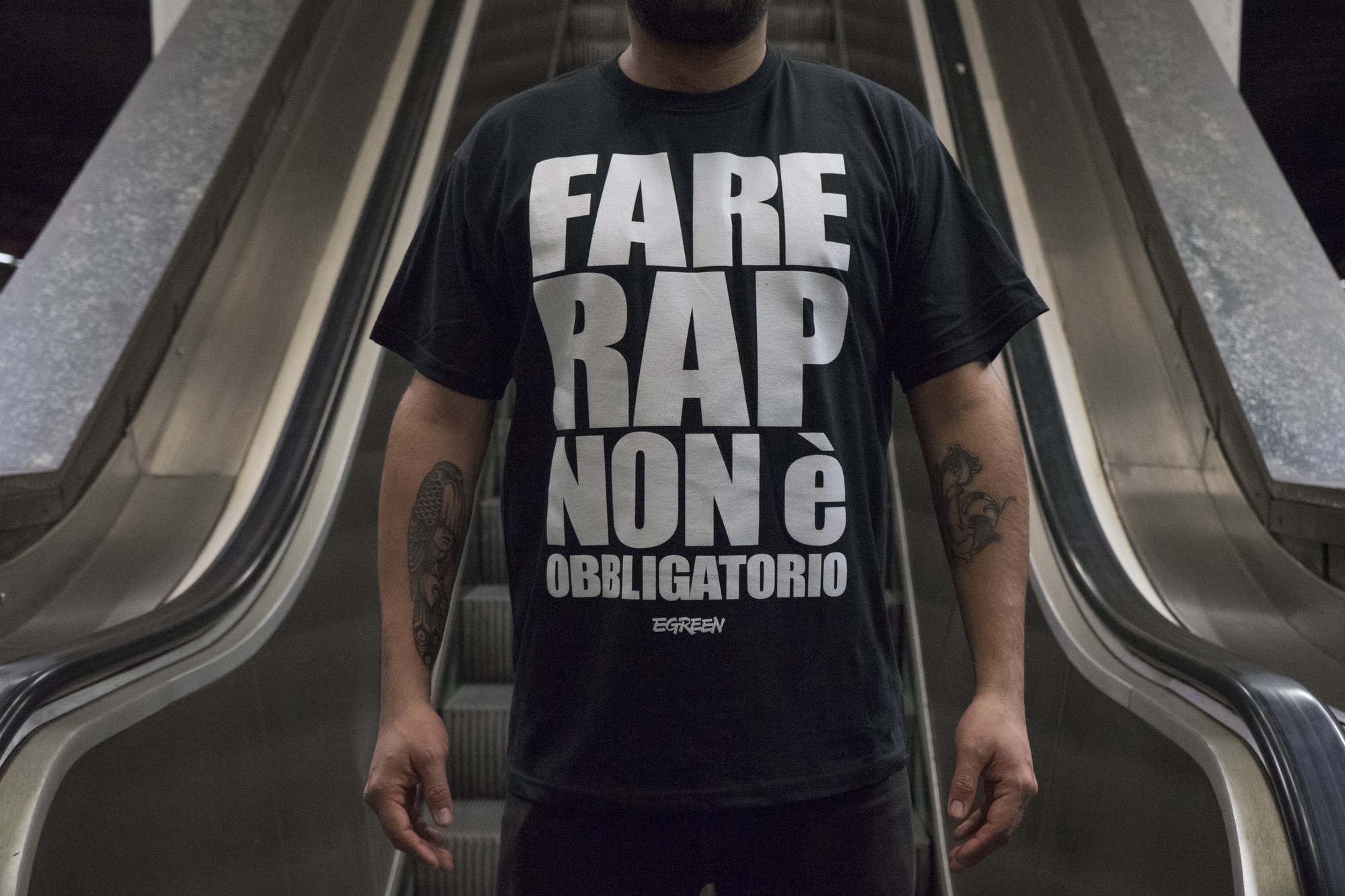 FARE RAP NON E' OBBLIGATORIO