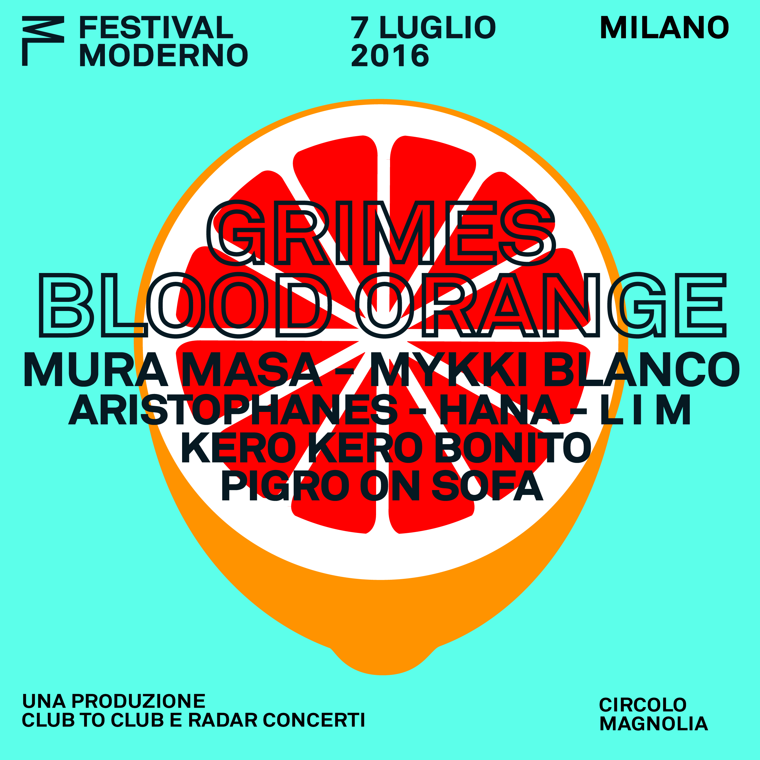 Festival Moderno