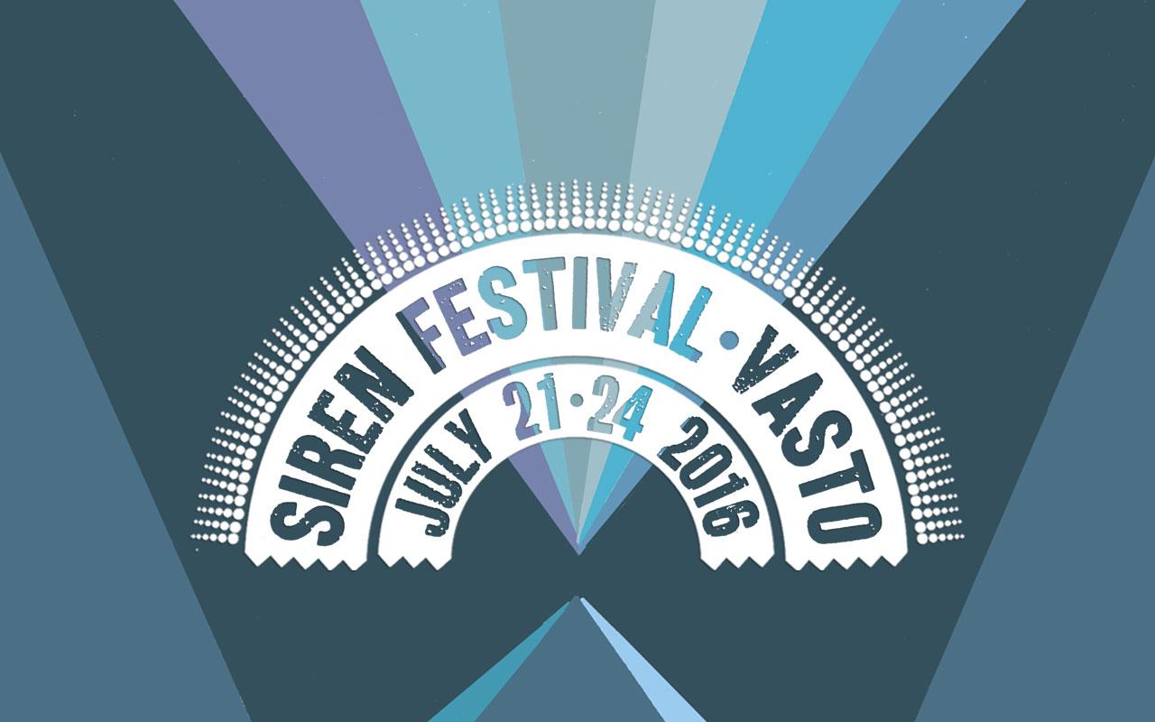 La playlist per il Siren Festival a Vasto