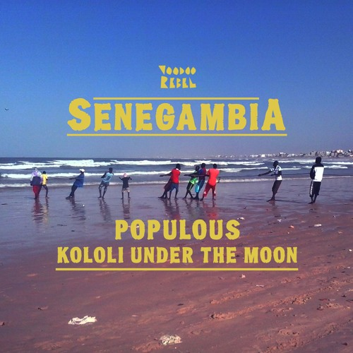 senegambia populous kololi under the moon