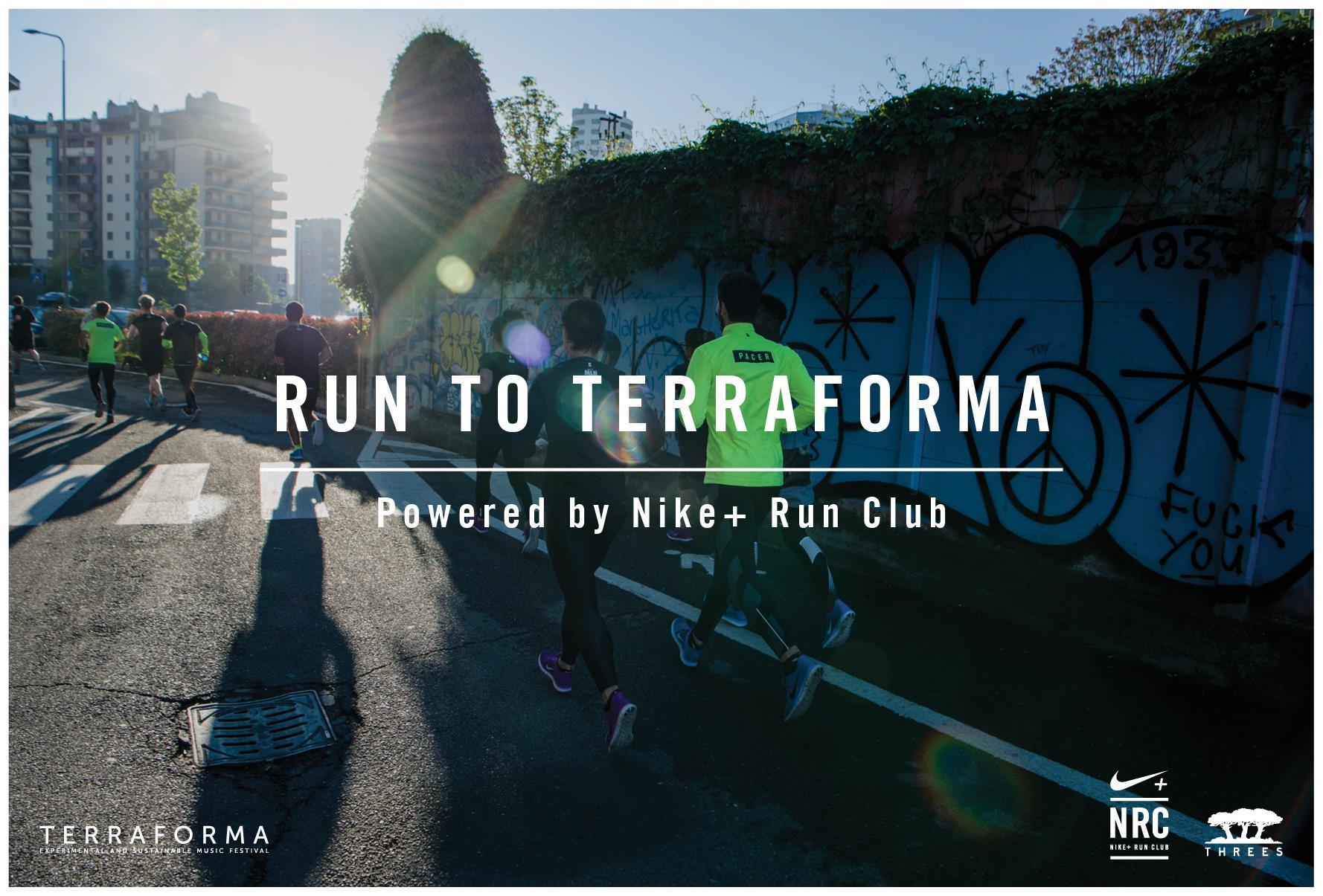RUN TO TERRAFORMA