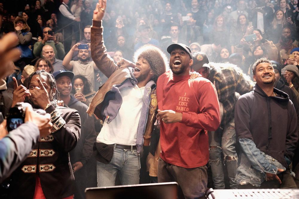 La faida del giorno: Kid Cudi contro Kanye West e Drake