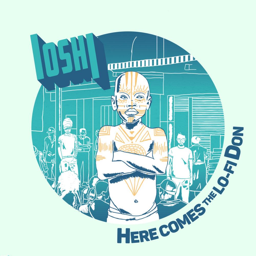 ioshi here comes the lo-fi don