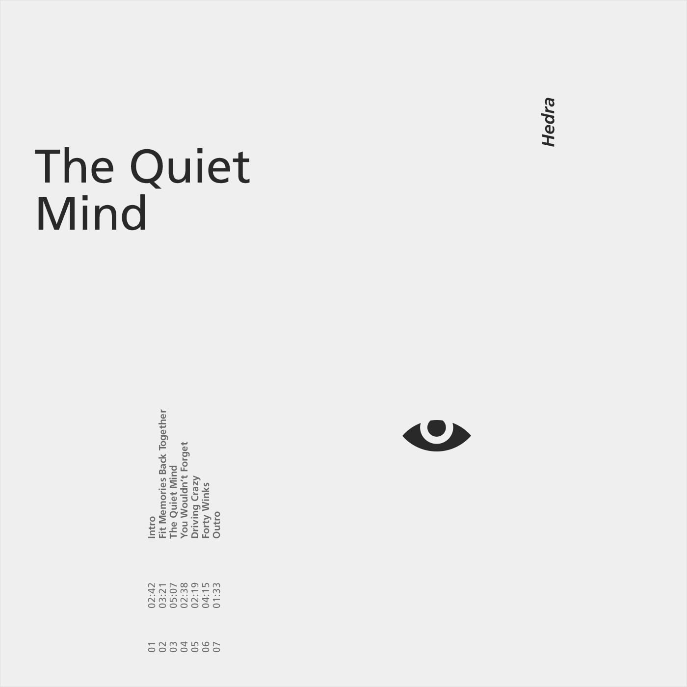 hedra the quiet mind