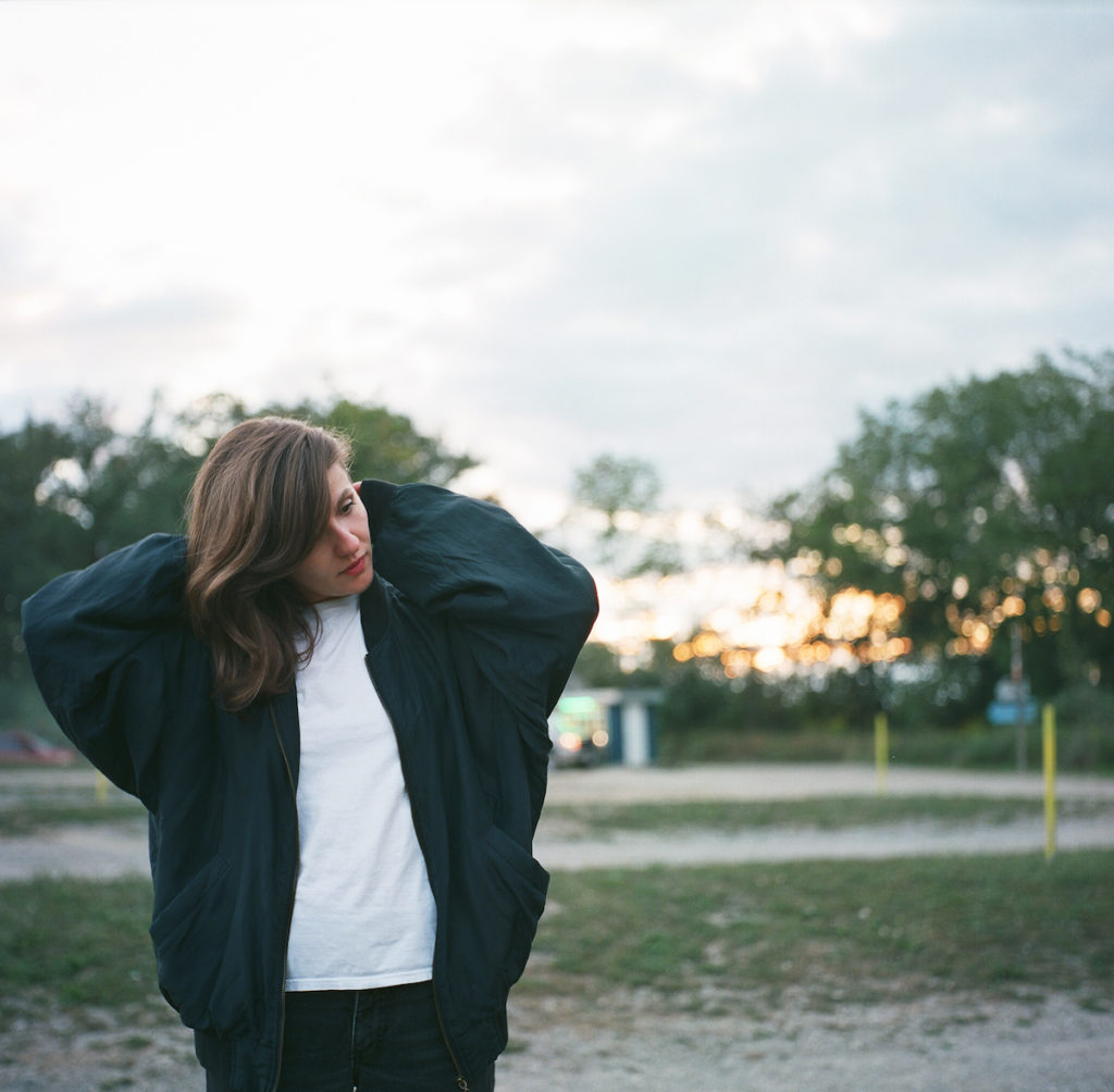 jessy lanza record collection