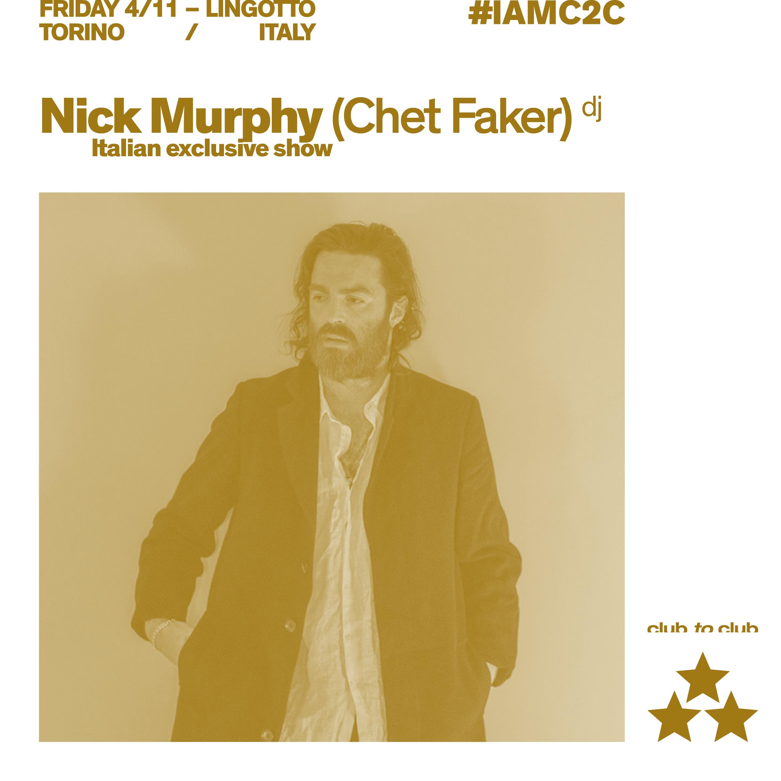 club to club nick murphy chet faker