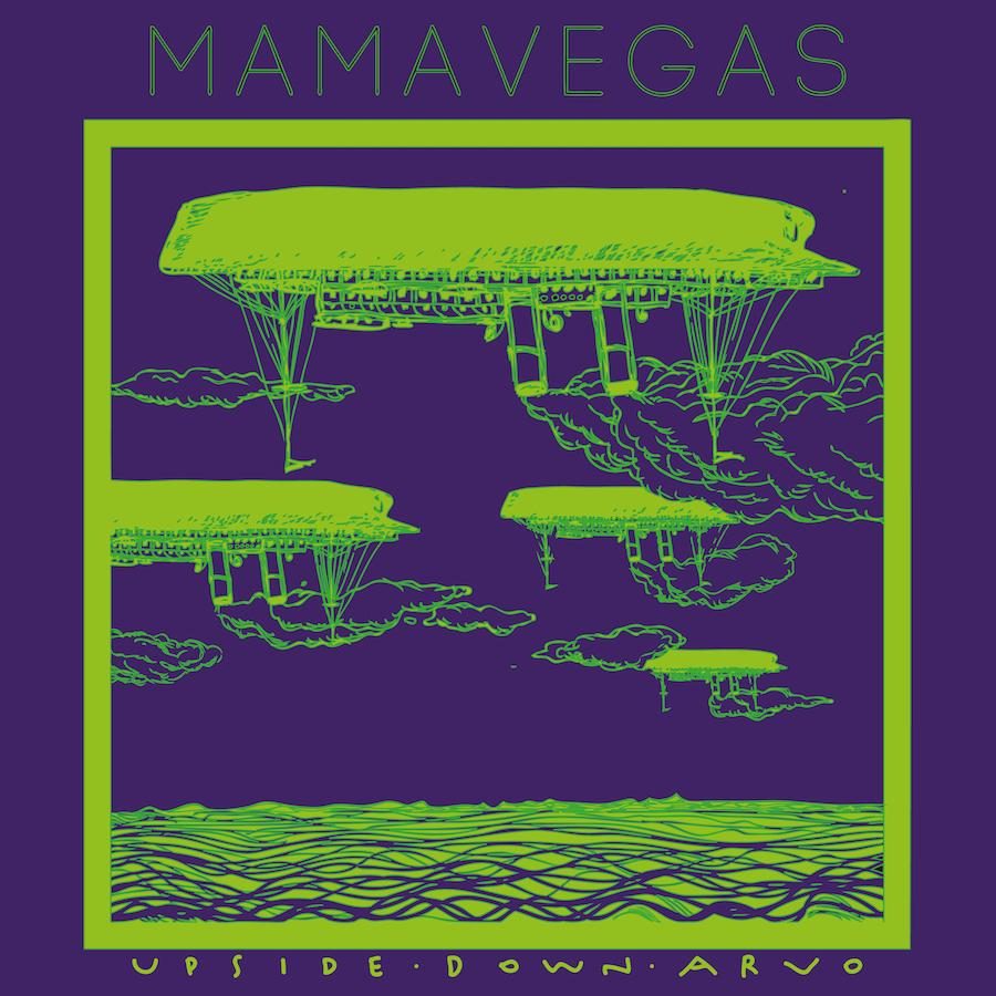 Ascolta Upside Down Arvo, l'EP di remix dei Mamavegas