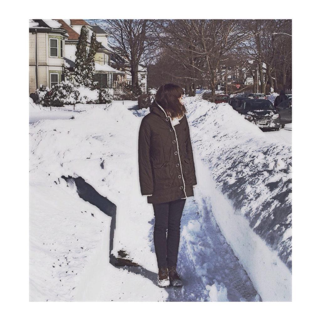 Quattro passi nella neve con Lisa/Liza
