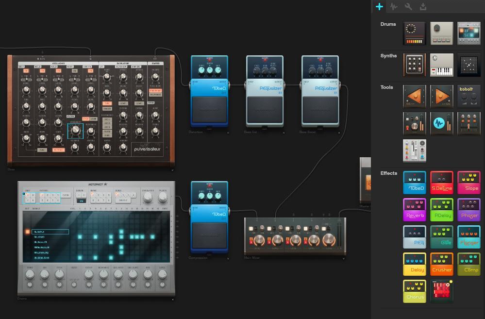 10 strumenti musicali virtuali per fare musica dal browser