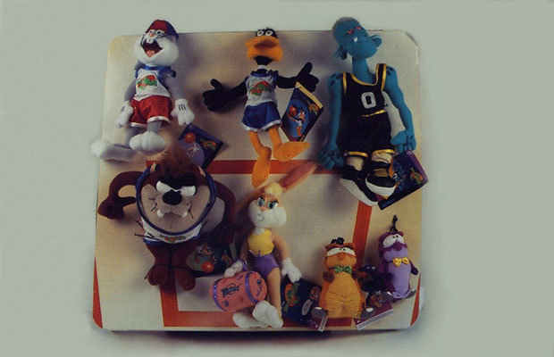 space jam happy meal