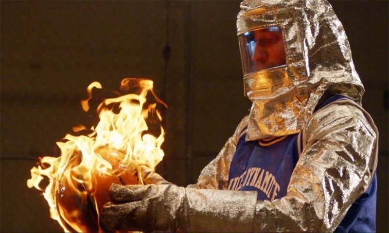 NBA Jam ricreato nella vita reale