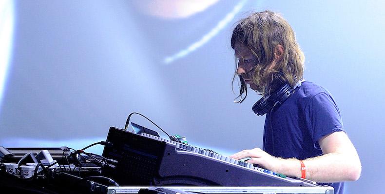 Ascolta il nuovo brano di Aphex Twin, tnodvood104
