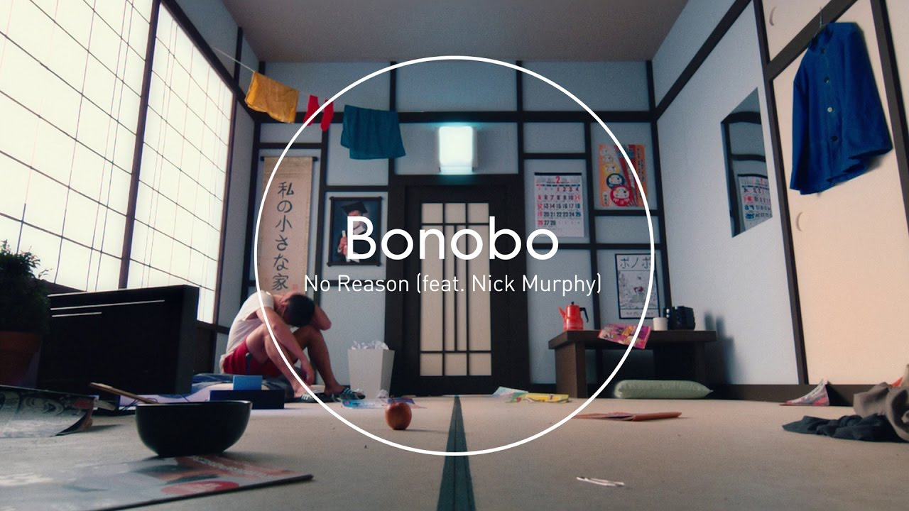 Guarda il video di No Reason di Bonobo e Nick Murphy