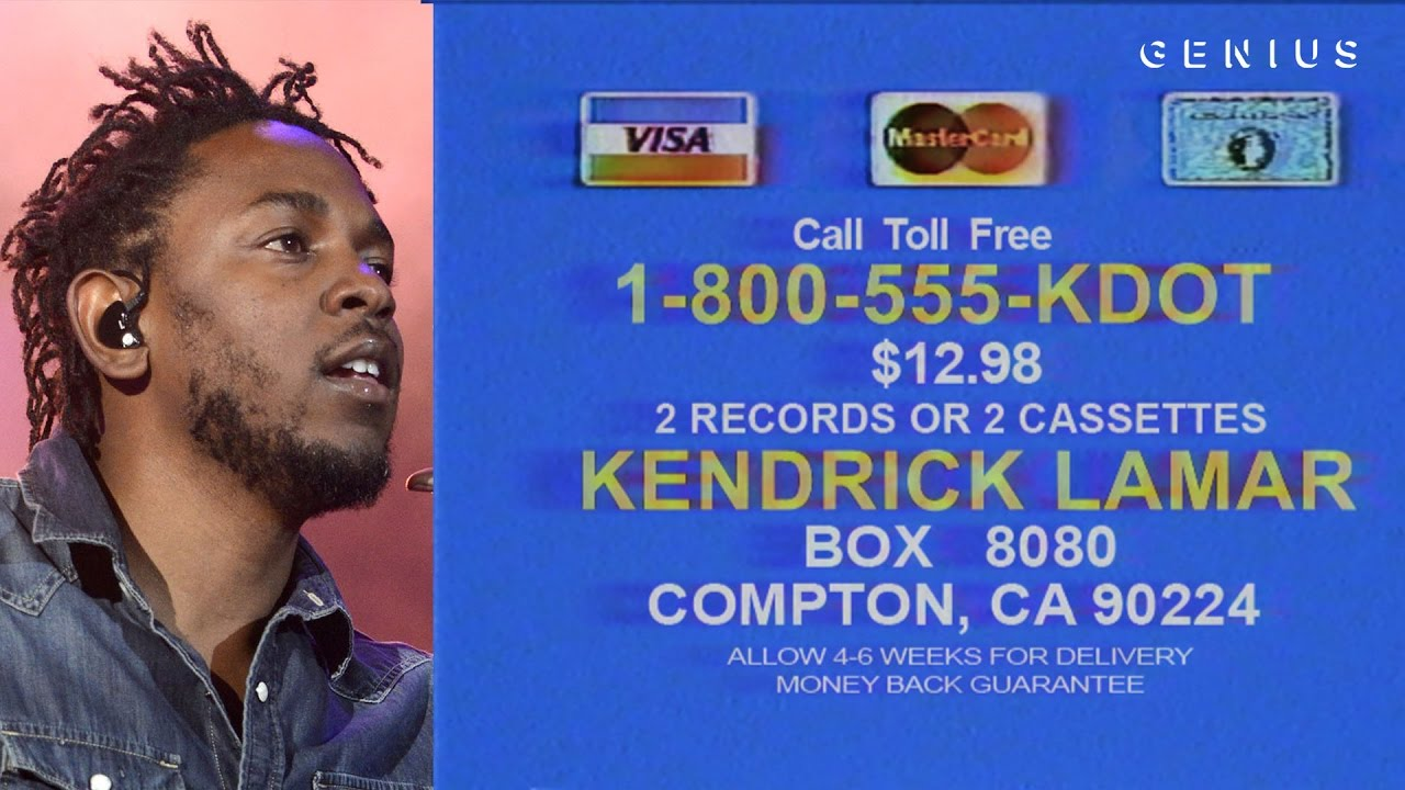 Kendrick Lamar e le cover di Drake, Rihanna e Ciara