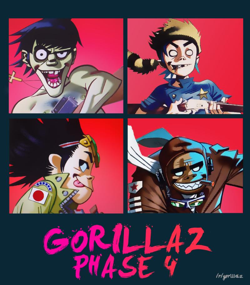 gorillaz tracklist leaked