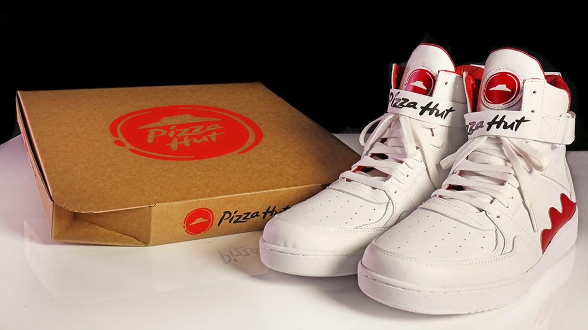 pizza hut scarpa ordina pizza