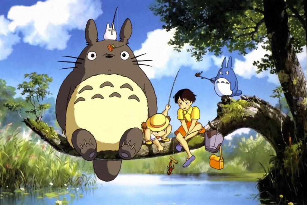 nts radio Studio Ghibli