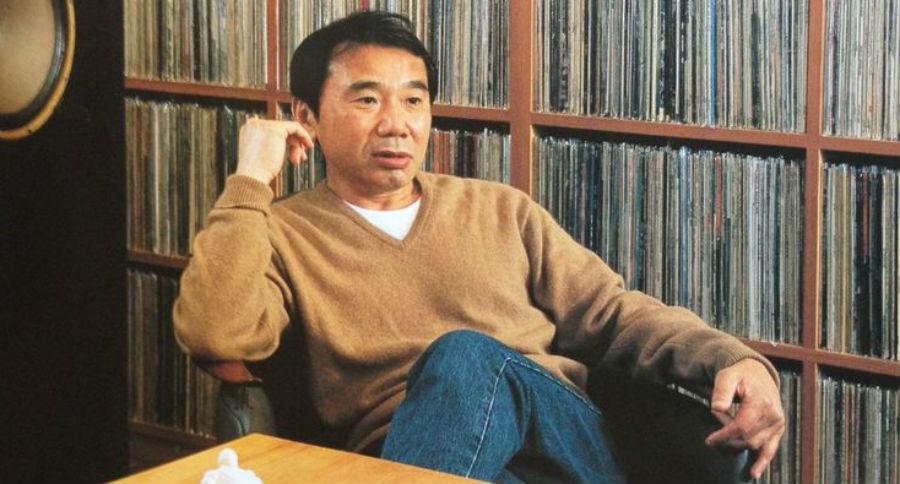 Ascolta la playlist con più di 3000 brani di Haruki Murakami