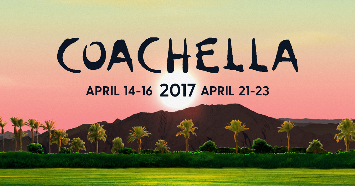 Coachella – Guarda in streaming l'edizione 2017