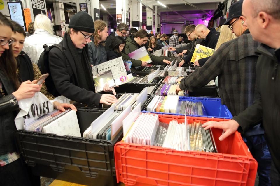vinili piu venduti record store day 2017