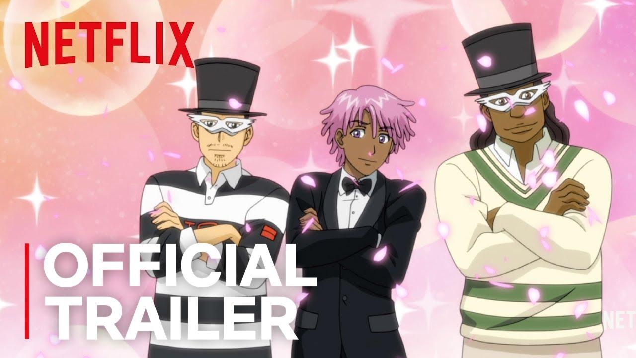 il trailer del nuovo anime di ezra koenig prodotto da netflix