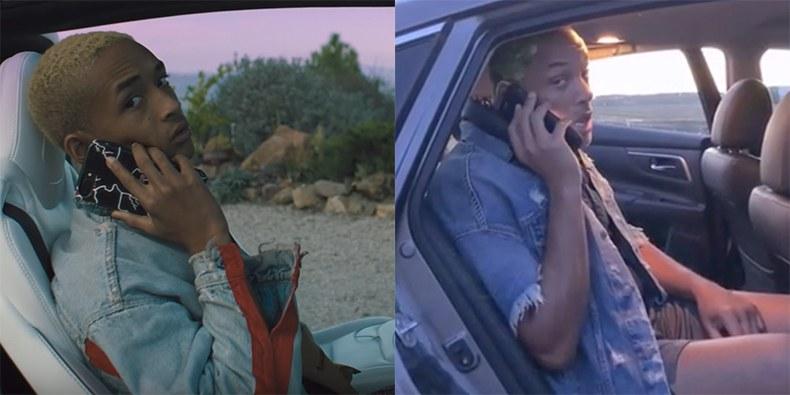 Will Smith ha rifatto il video di Icon di Jaden Smith