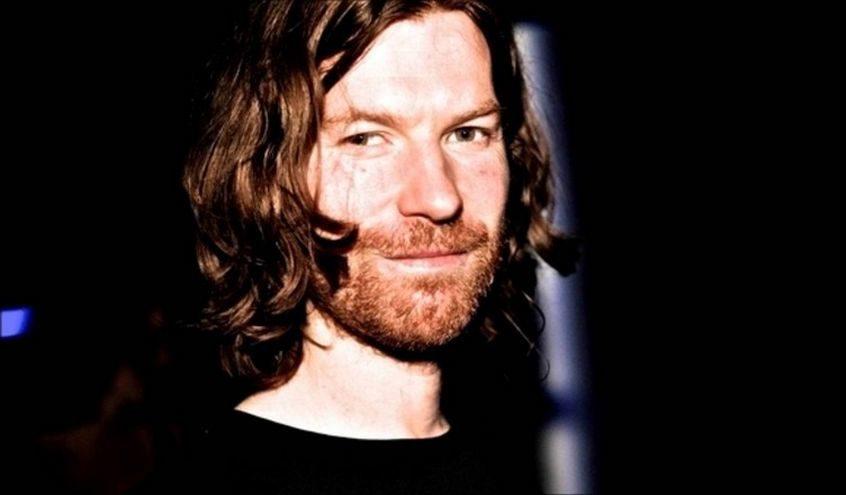 Ascolta dei nuovi brani di Aphex Twin