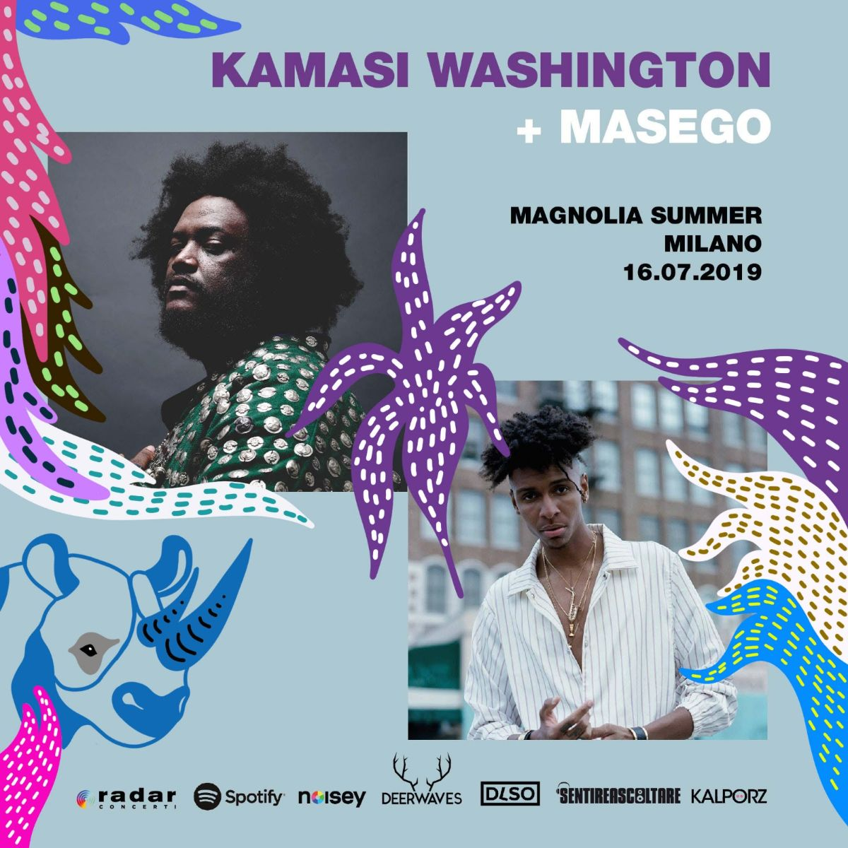 kamasi washington masego