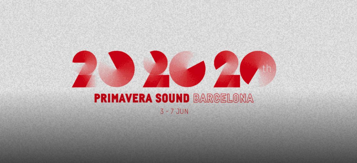 Svelati i primi nomi del cartellone 2020 del Primavera Sound Festival di Barcellona