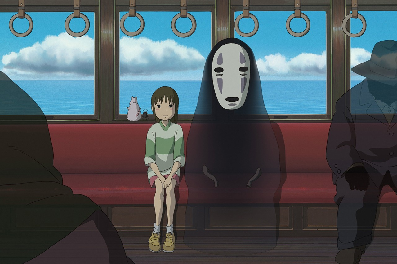 Le colonne sonore dei film di Studio Ghibli arrivano su Spotify